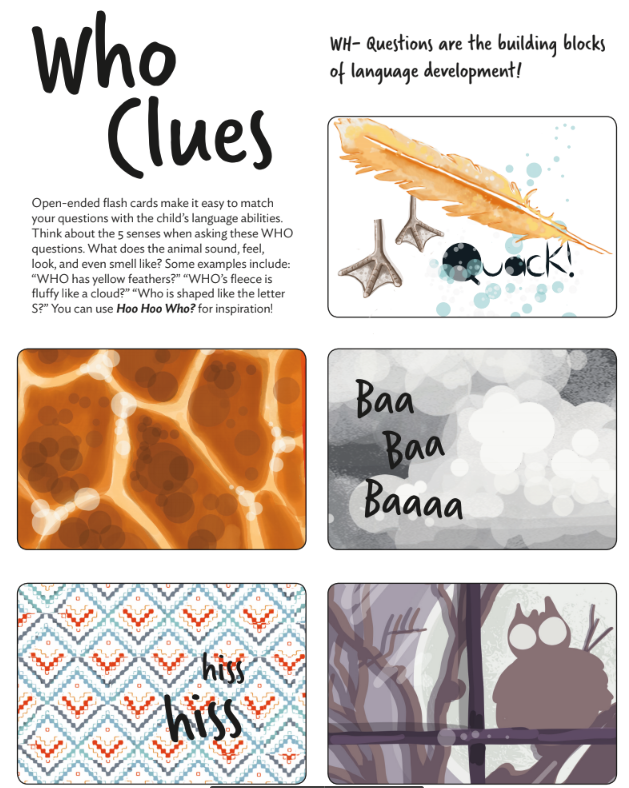 #Win Hoo Hoo Who? Kid's Book & a Custom Puzzle and free printables #flashcards