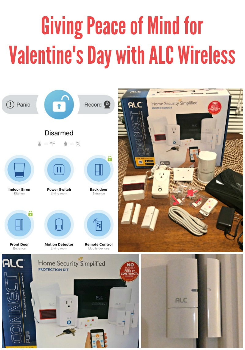 Giving Peace of Mind for Valentine's Day with ALC Wireless