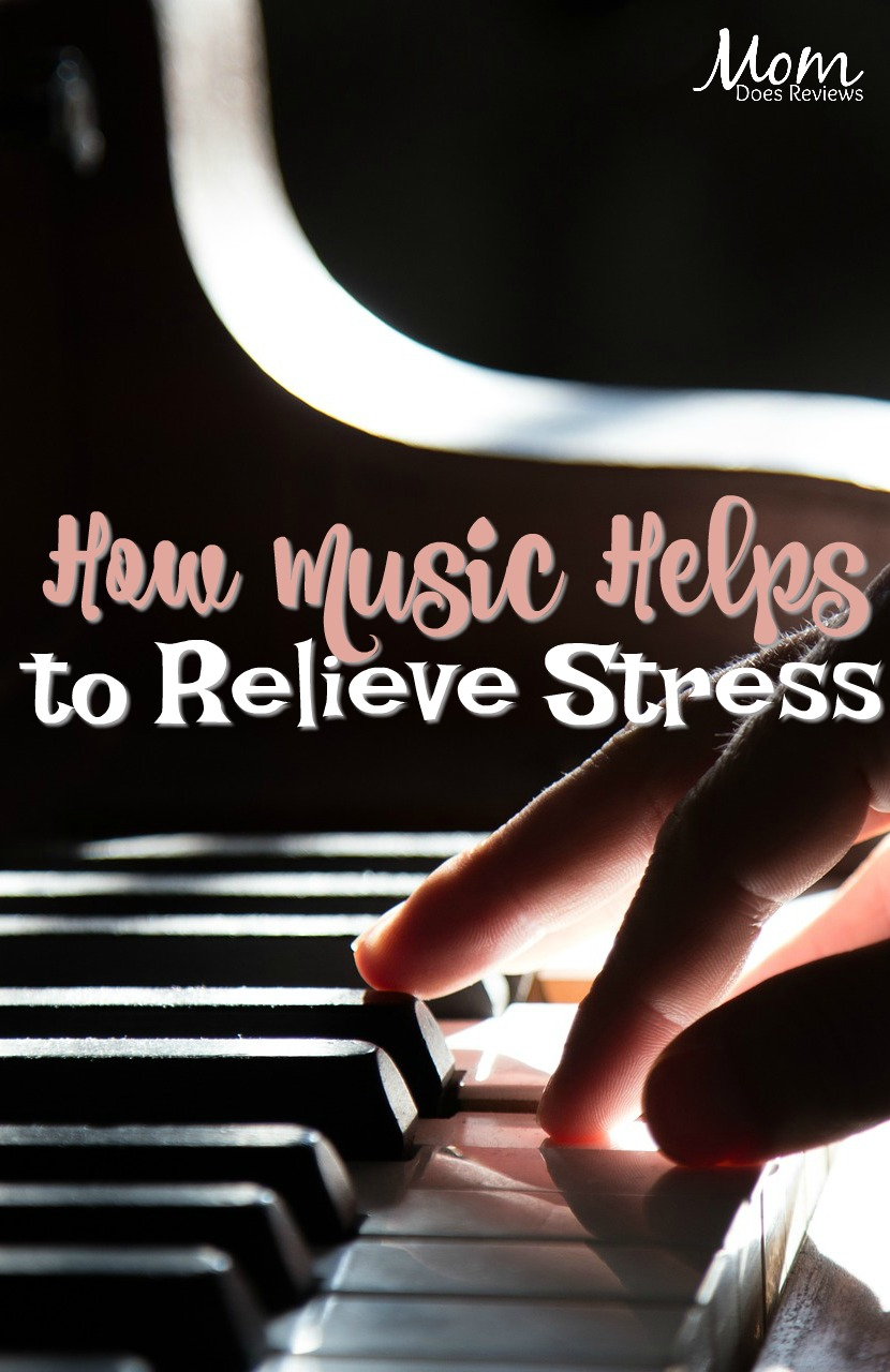 How Does Music Help to Relieve Stress and Lighten the Mood? #music #didyouknow #stressrelief #moodlightener #healthyliving