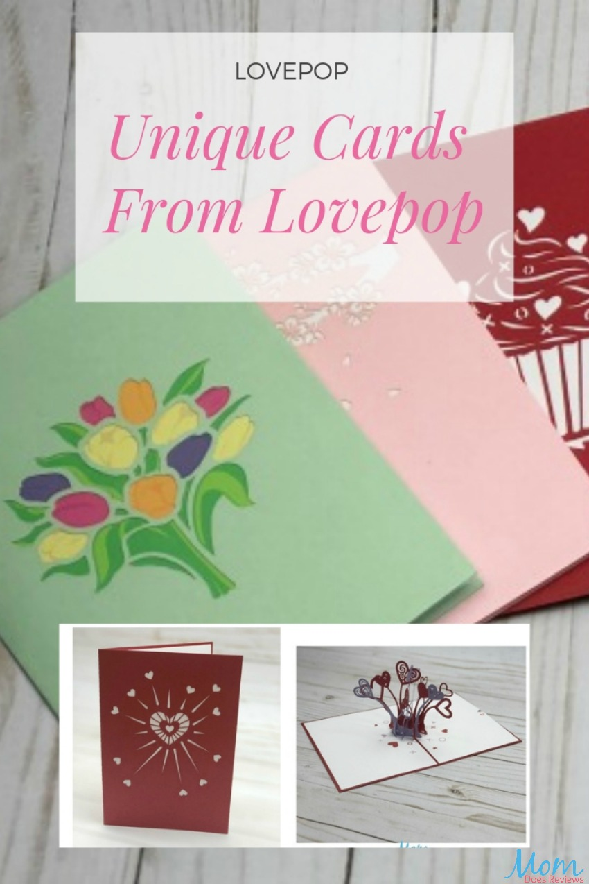 Give A Lovepop Card This Valentine's Day