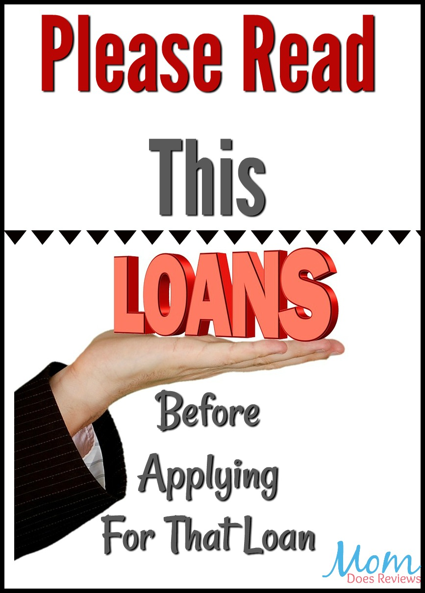 Please Read This Before Applying For That Loan  #finances #loans