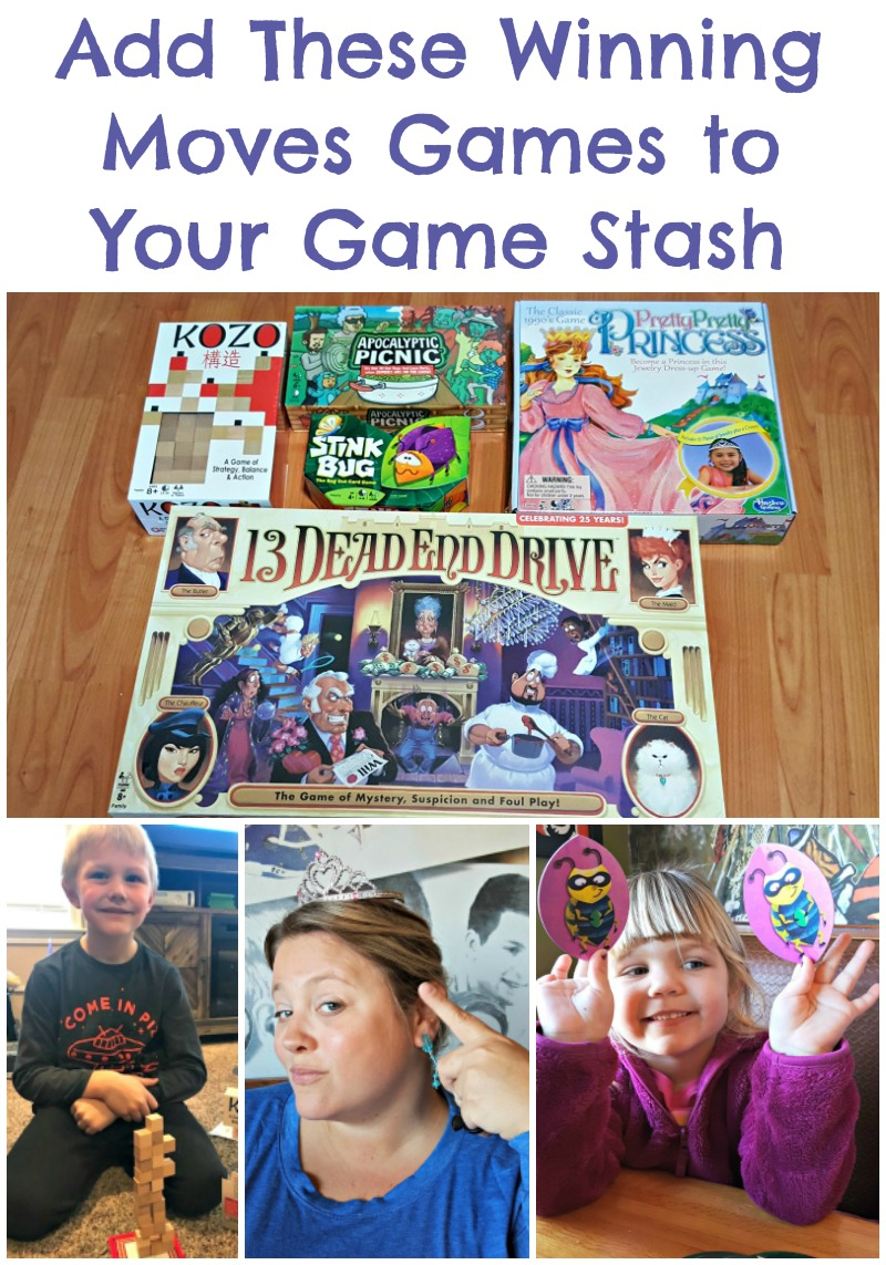 Add These Winning Moves Games to Your Game Stash