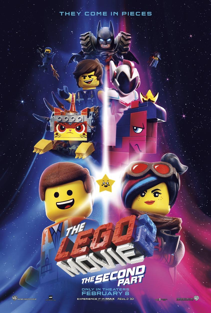 #Win THE LEGO MOVIE 2 Prize Pack #TheLEGOMovie2