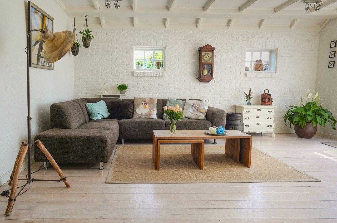 Great Ideas To Decorate Your Living Room