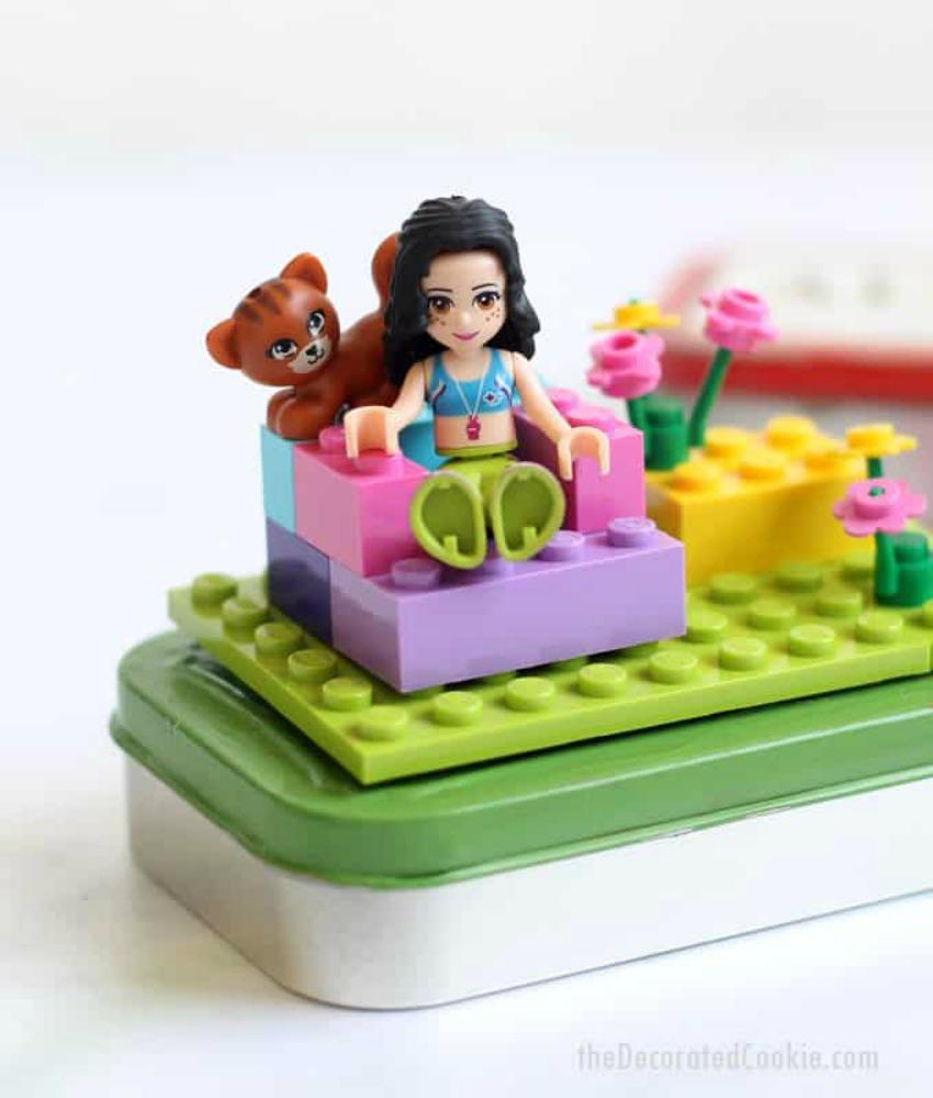 Altoid Tin Lego Kits