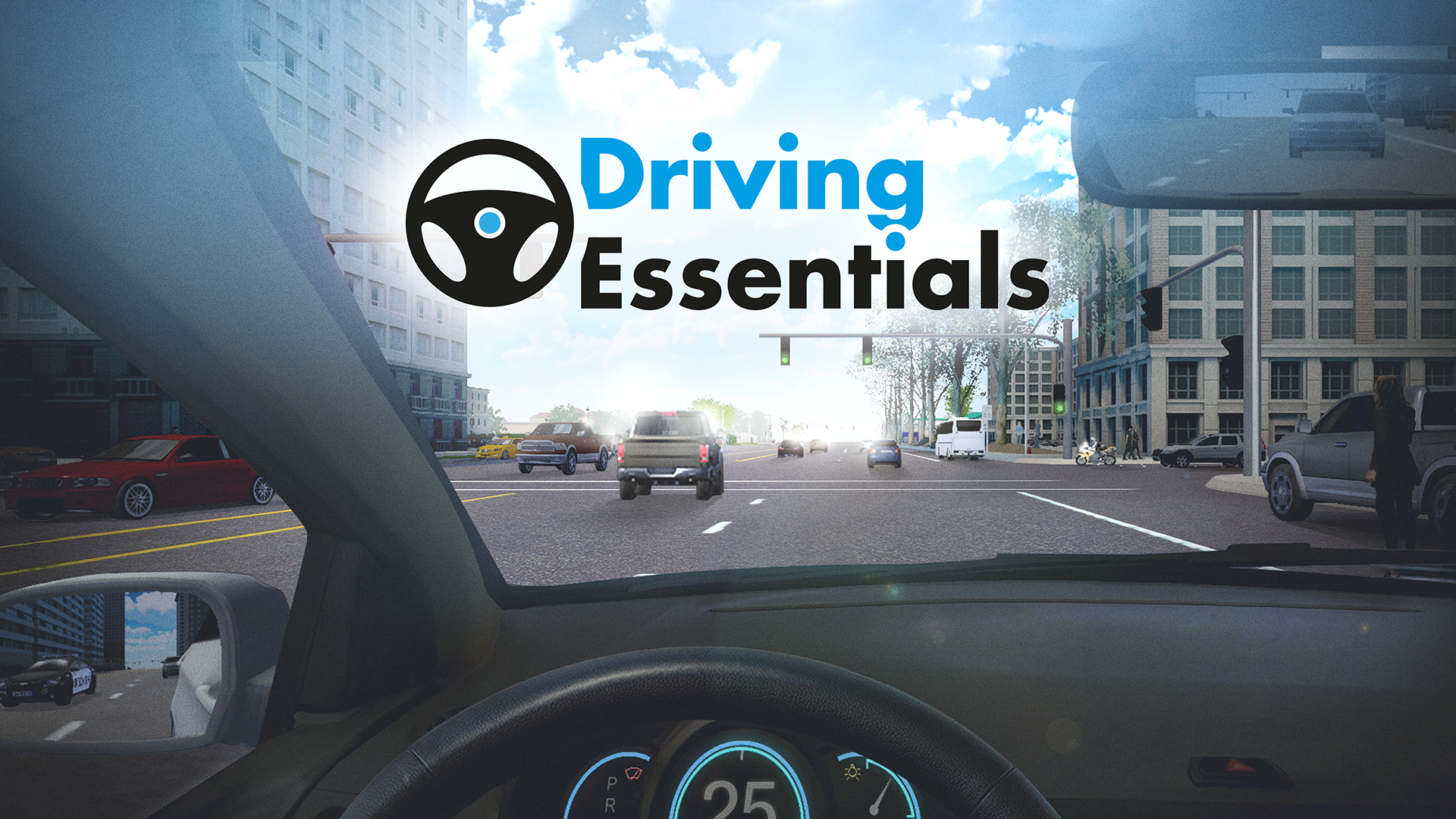 Driving Essentials XE, The Perfect Driver Training Program for Your Teen on Xbox!