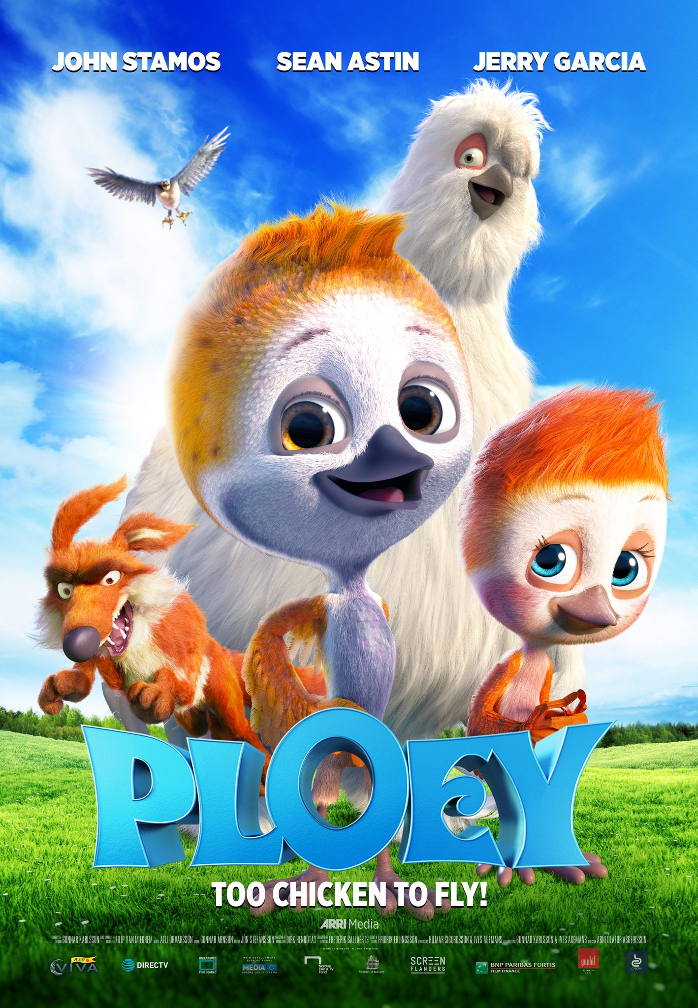 PLOEY movie poster