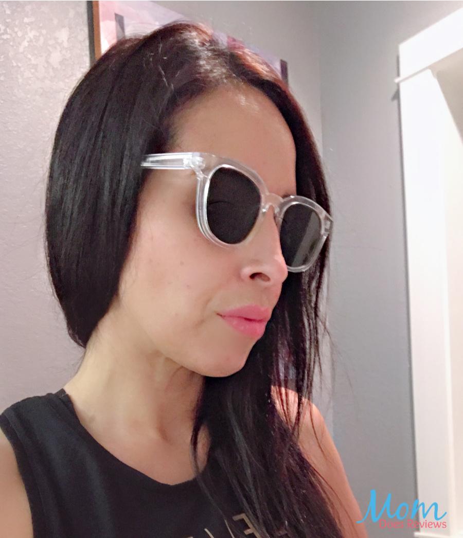 Sunglass Warehouse #SpringFunonMDR Mac Polarized Retro Square Sunglasses