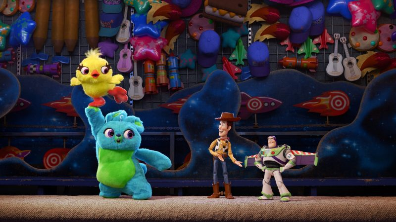 """Meet New """"TOY STORY 4"""" Characters: Trailer, Poster & Image Now Available Here #ToyStory4"""