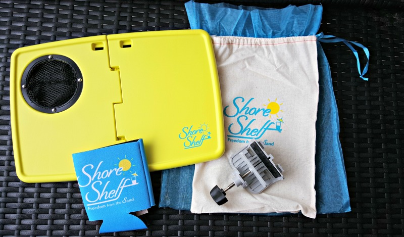 Protect Your Essentials with Shore Shelf