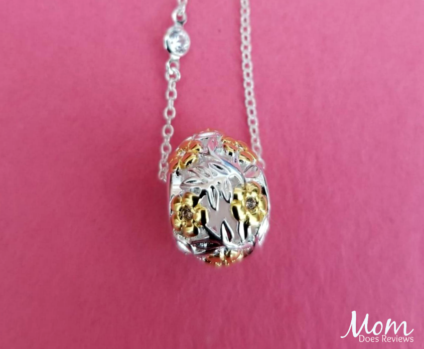 Celebrate Easter with Chamilia's Filigree Easter Egg Charm! #SpringFunonMDR