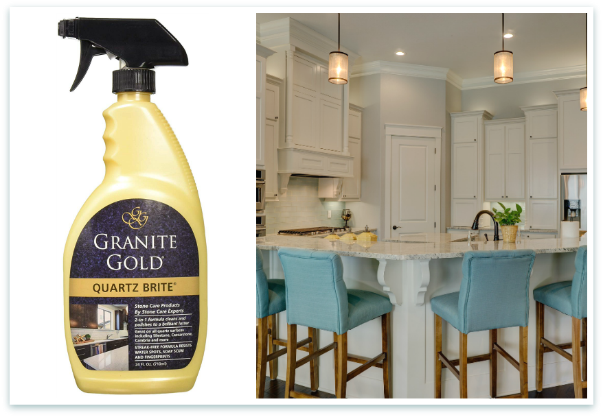 Spring Cleaning with Granite Gold