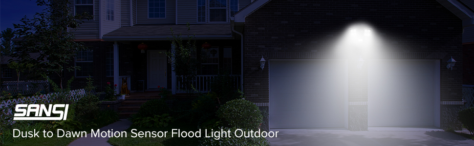 5 Easy Ways to Keep your Family Safe with Sansi LED Security Lights