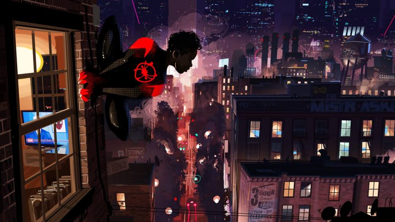 Spider-Man: Into the Spider-Verse Blu-Ray and Activity Kit #Giveaway! #SpiderVerse