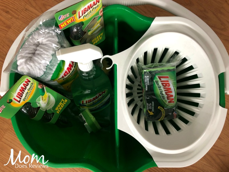 #Win a Libman Spring Cleaning Bundle!