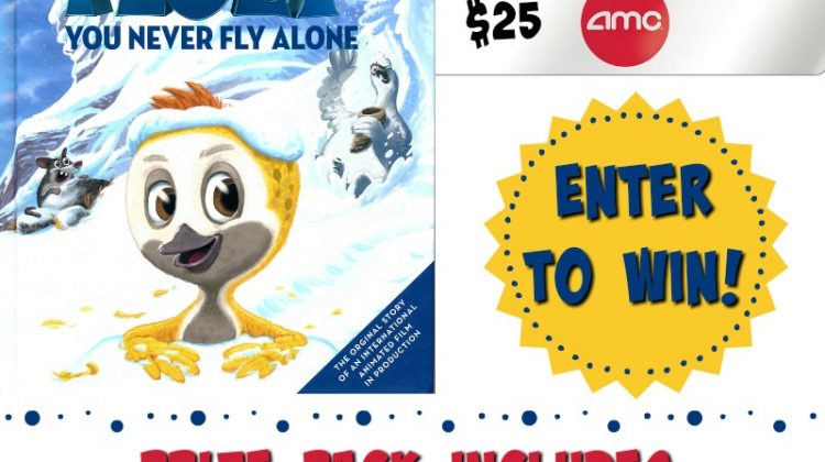 #Win a PLOEY Prize Pack with $25 AMC GC! US only, ends 4/6
