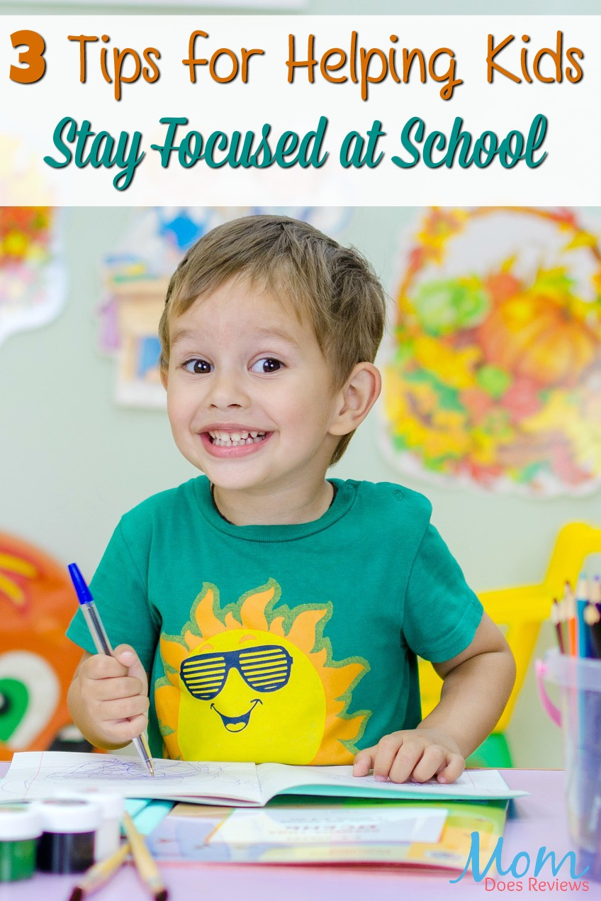 3 Tips for Helping Kids Stay Focused at the End of the School Year #parenting #school #studying #kids
