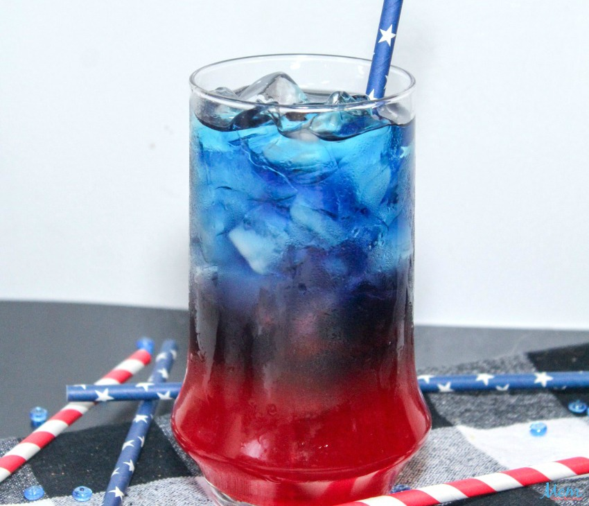 Captain America Drink