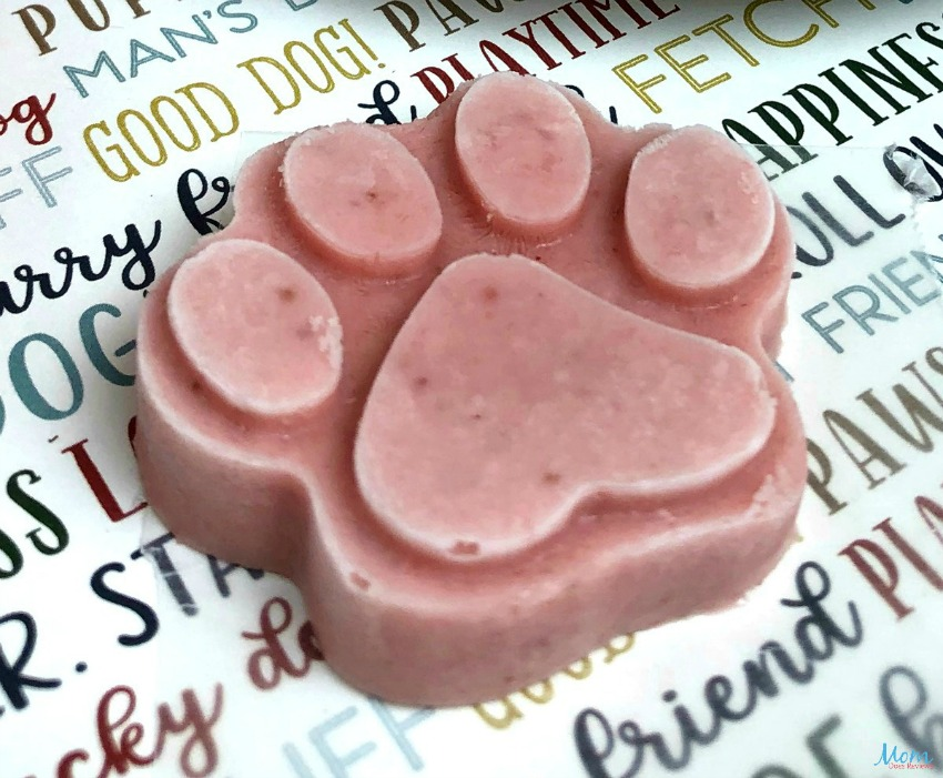 Strawberry Banana Dog Treats