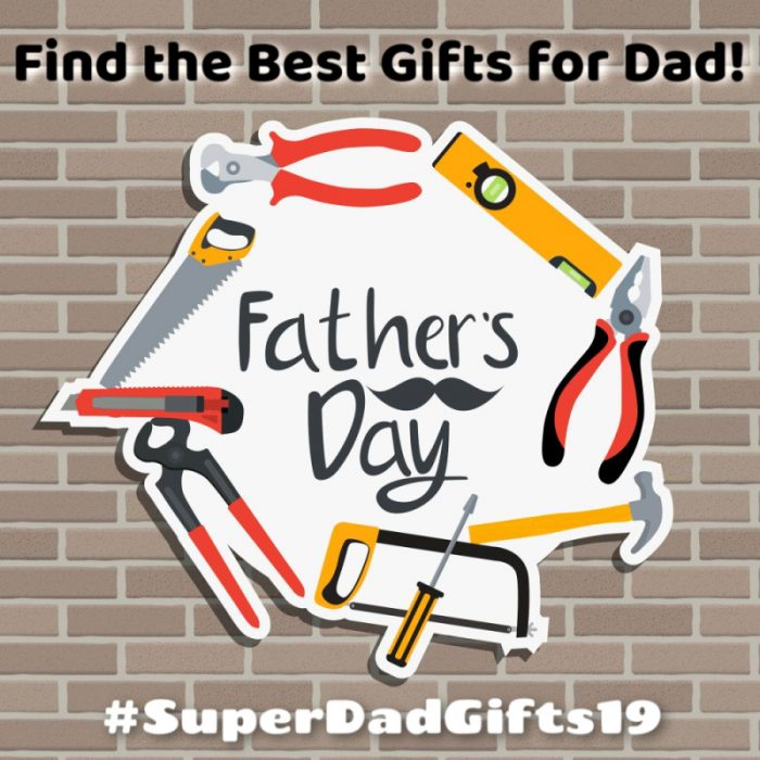 Super Dad Gifts #SuperDadgifts19
