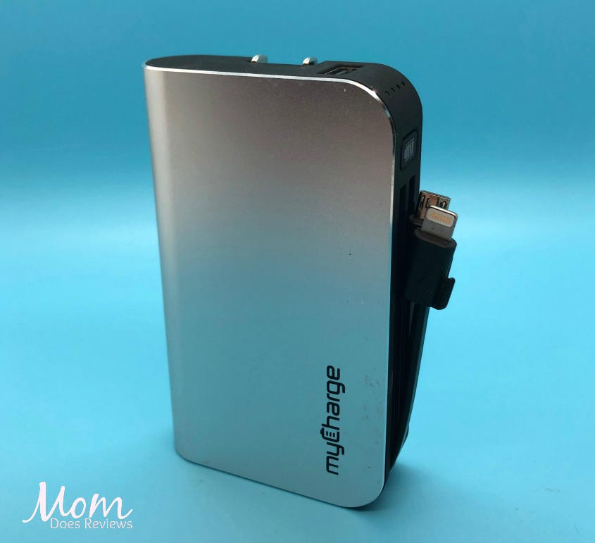 Give Mom myCharge HubPlus: Hi-Tech Power That Fits in Her Bag! #GiftsforMom19