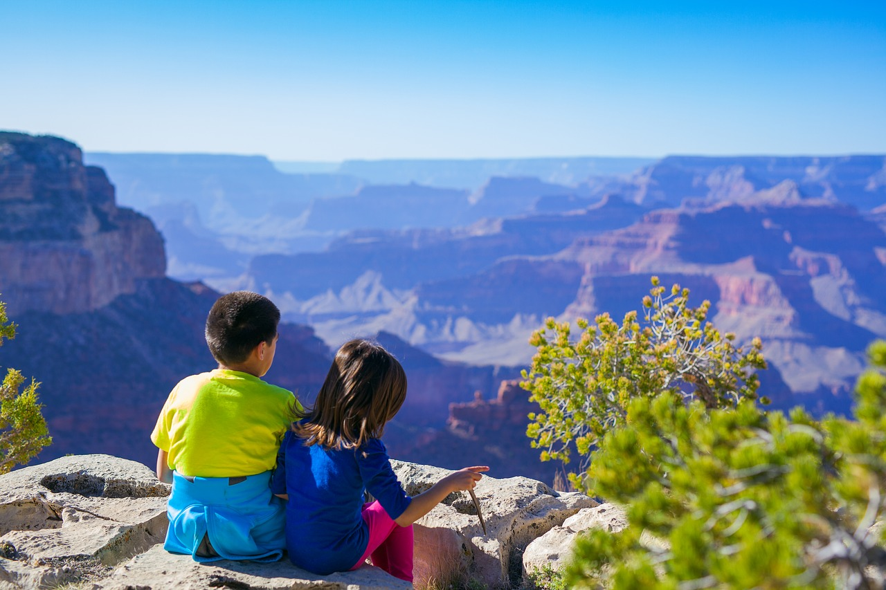 How to Travel Green with Kids