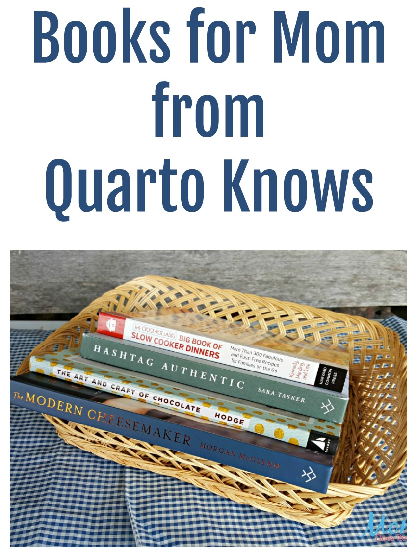 Books for Mom from Quarto Knows