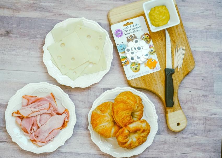 Crab Sandwiches ingredients