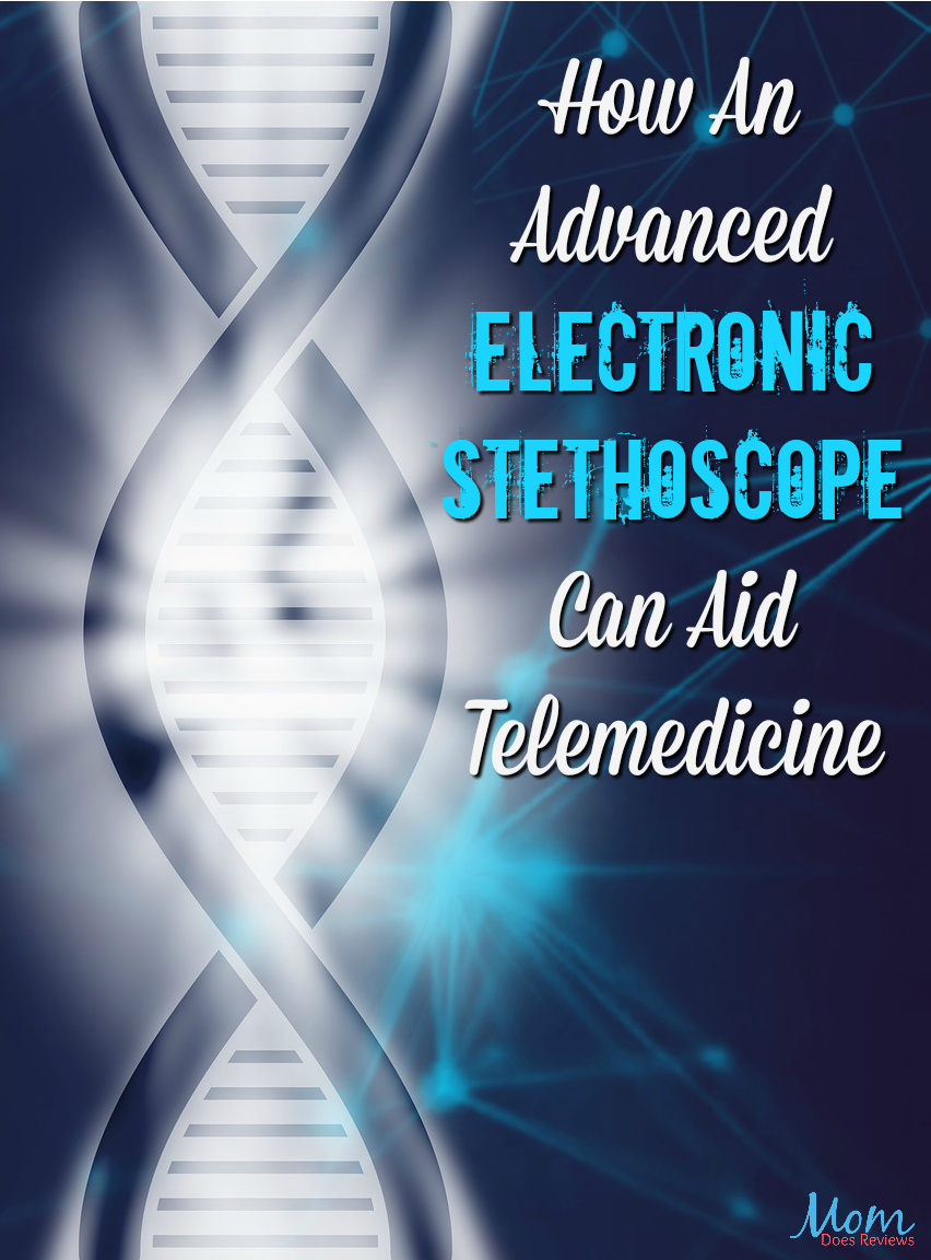 How An Advanced Electronic Stethoscope Can Aid Telemedicine #healthCare #medicine #health #medicaltechnology