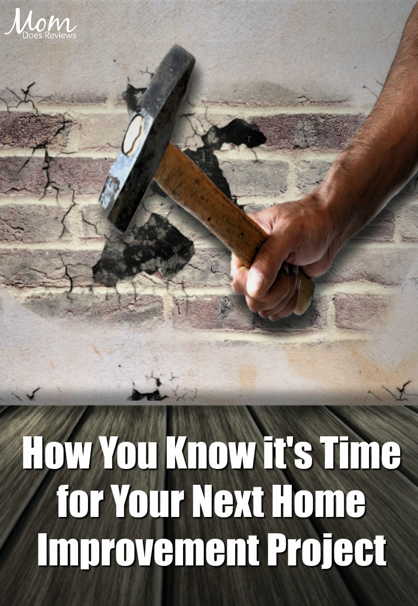 How You Know it's Time for Your Next Home Improvement Project