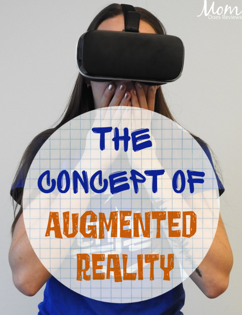 The Concept of Augmented Reality #technology #education #virtualreality #gaming