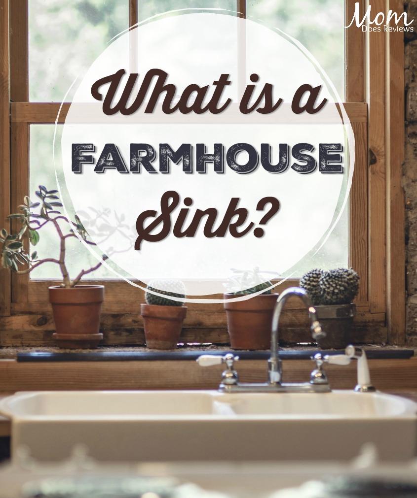 What is a Farmhouse Sink? #home #kitchen #homeinterior
