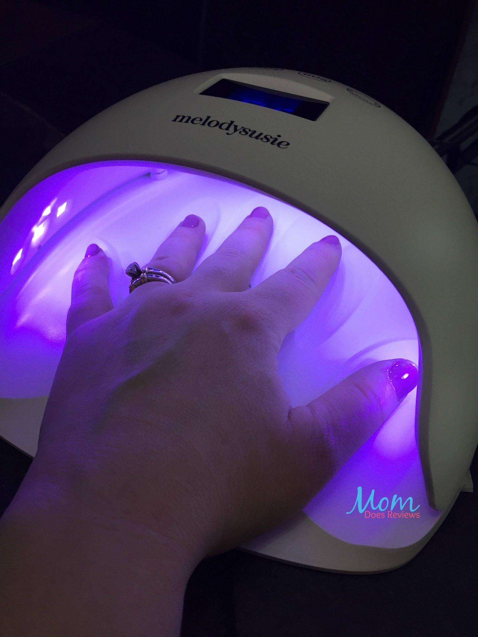 Pro48W LED?UV Nail LAmp