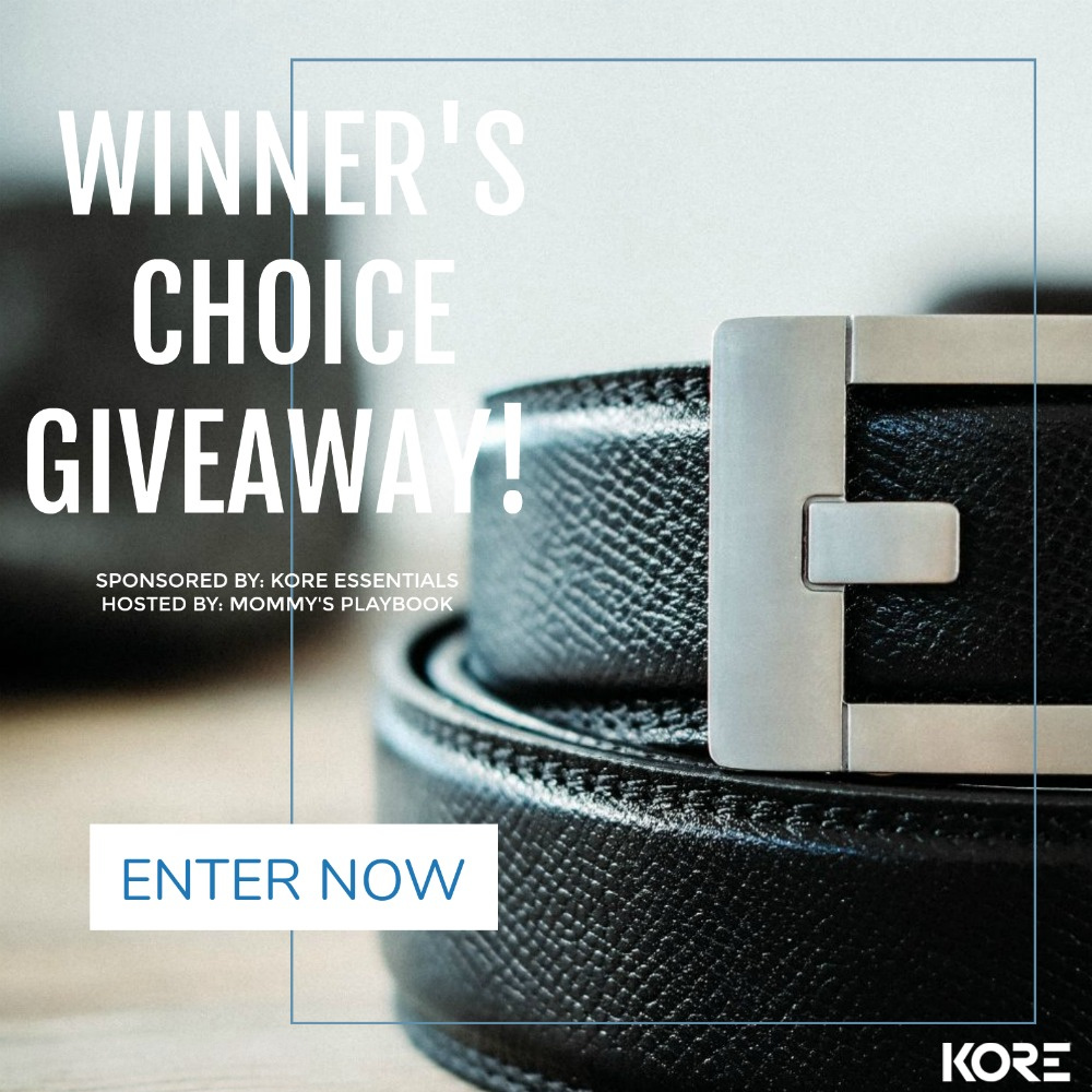 Win A Kore Essentials Belt Buckle Of Your Choice Us Ends 6 3 Mom Does Reviews Black friday deals and sales: win a kore essentials belt buckle of