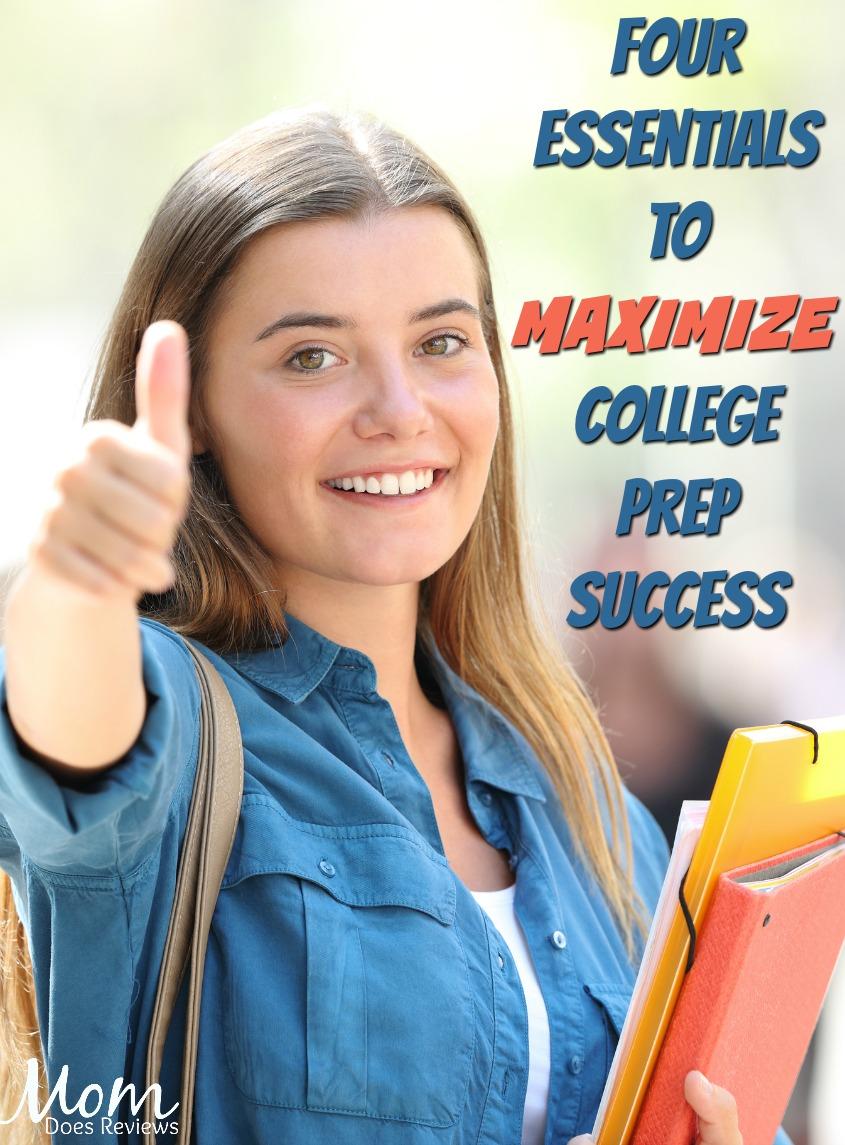 4 Essentials to Maximize College Prep Success #education #collegeprep #highschool #school