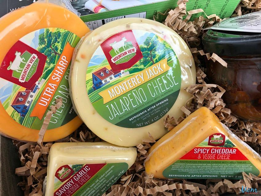 GourmetGiftBaskets.com artisan cheeses