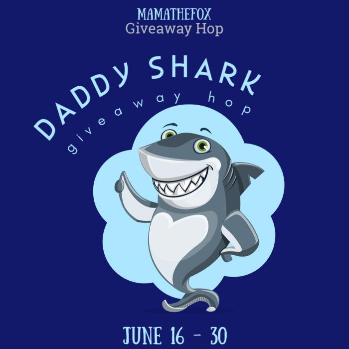 Daddy Shark giveaway hop