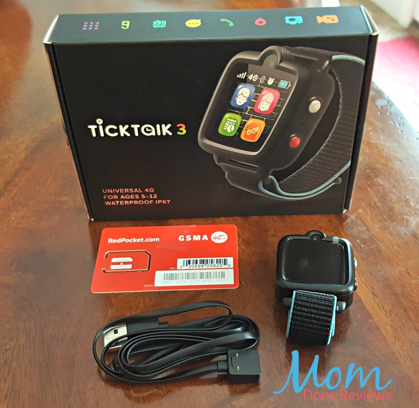 Give Your Child a Taste of Freedom While Being Able to Stay in Contact with the My TickTalk
