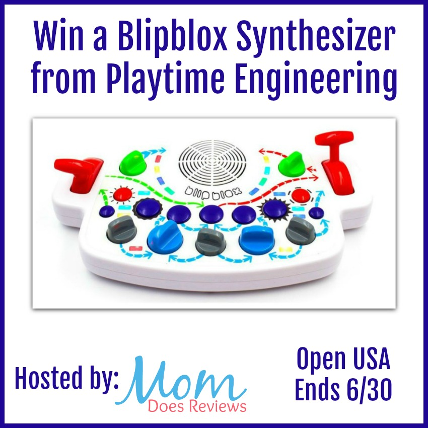 Win a Blipblox from Playtime Engineering