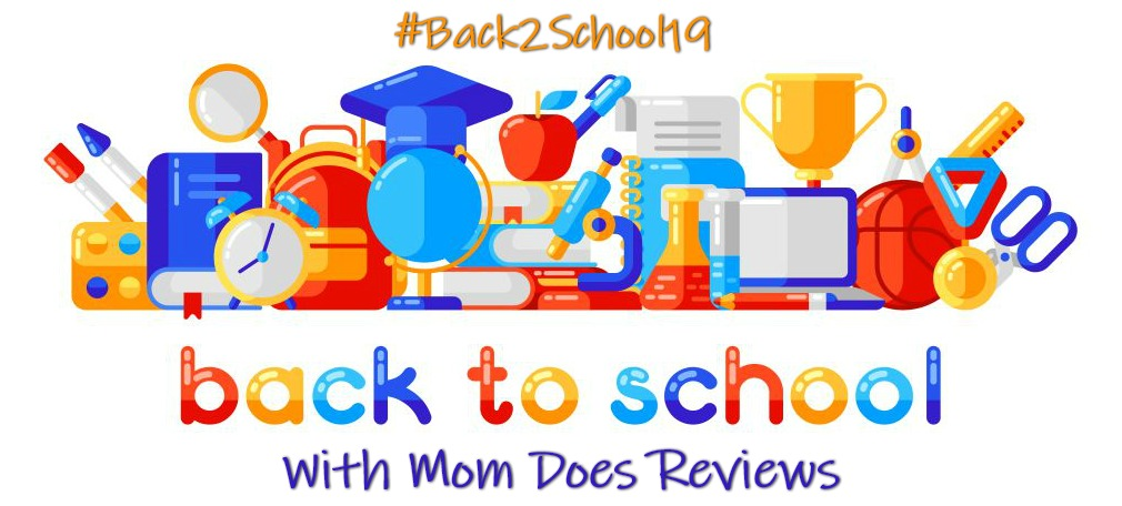 Back to School with Mom Does Reviews #Back2School19