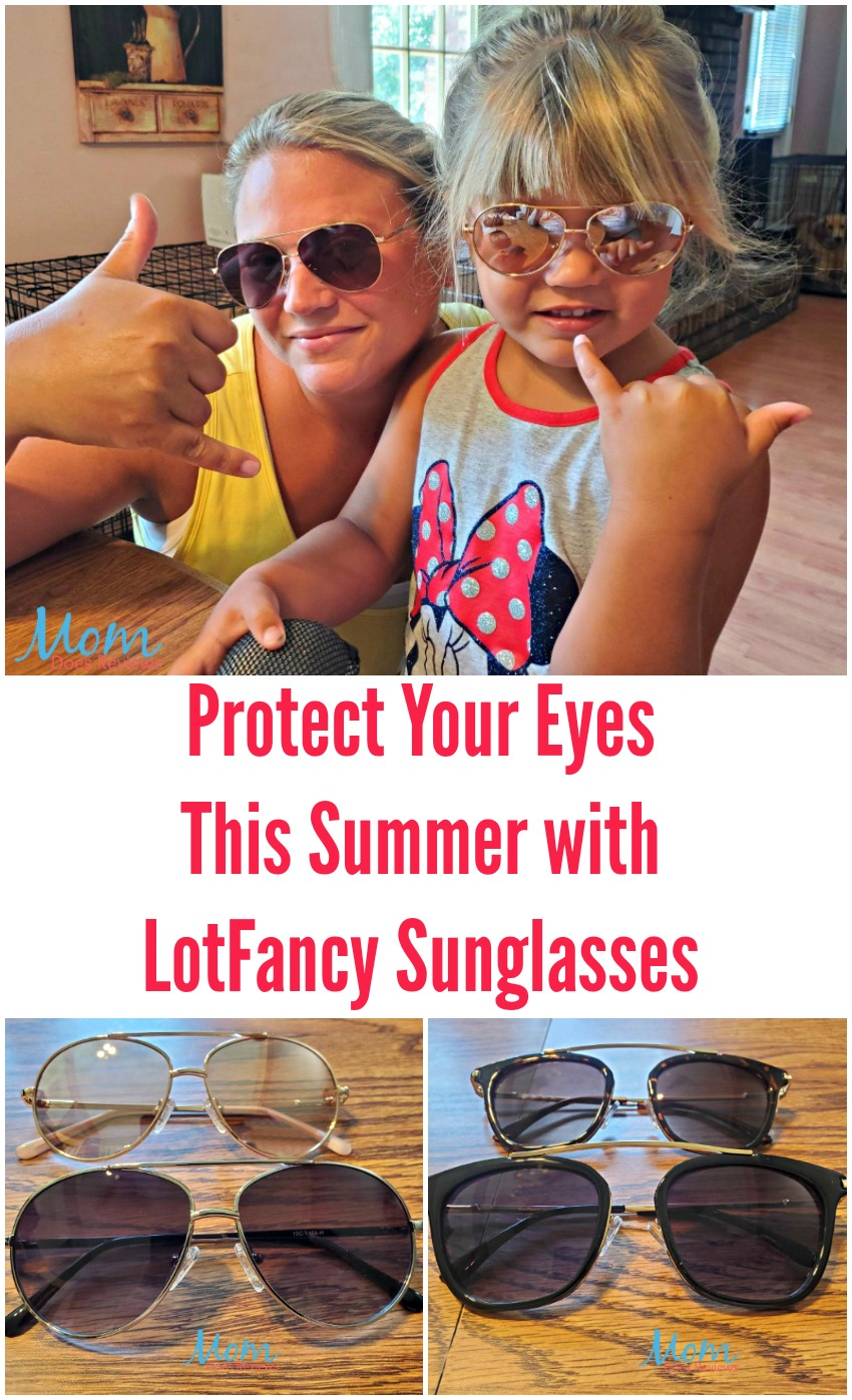 Protect Your Eyes This Summer with LotFancy Sunglasses