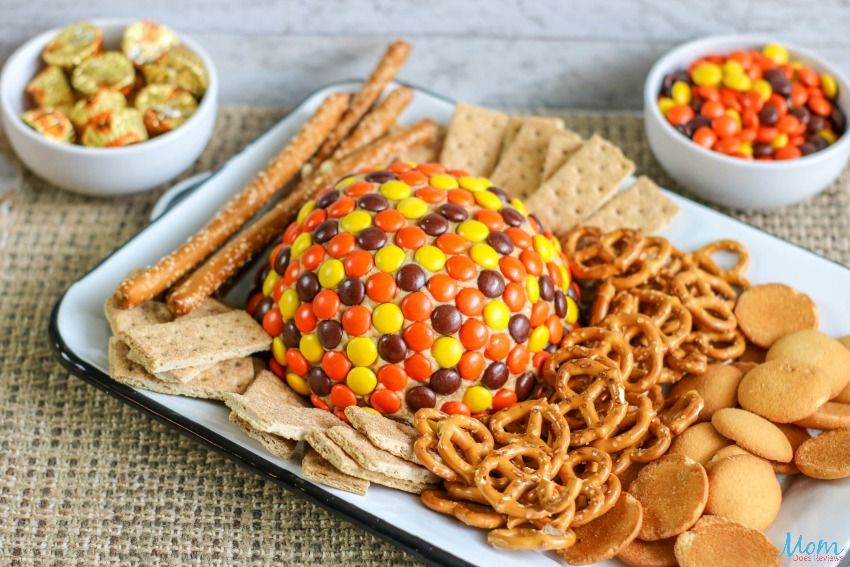 Reeses Peices Peanut Butter Ball