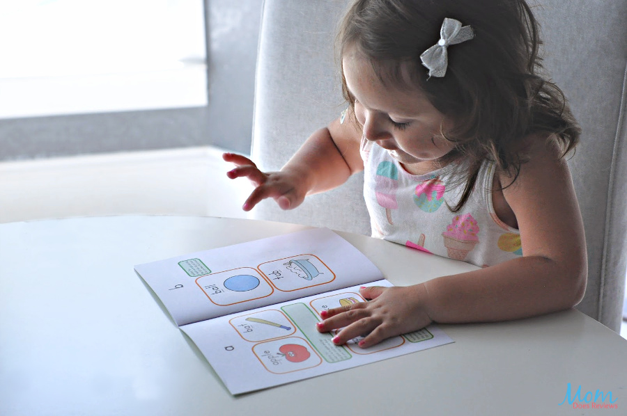 Teach my preschooler teach reading