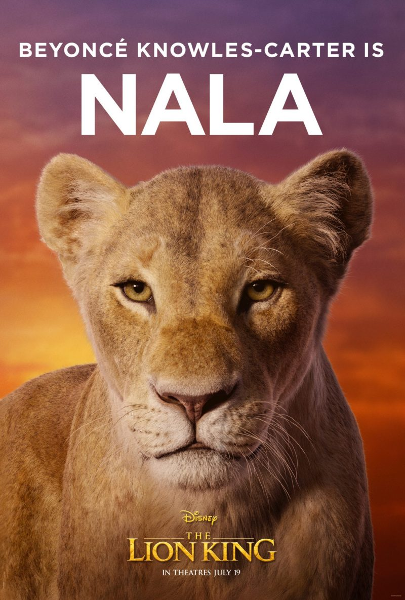 THE LION KING New Posters and Featurette – In Theaters July 19 #TheLionKing
