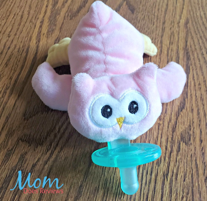 Help Calm Your Baby with a Comforting WubbaNub and Lovey