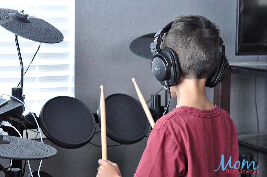 Yamaha DTX402K The Best Beginner Electronic Drum Kit #SpringFunonMDR