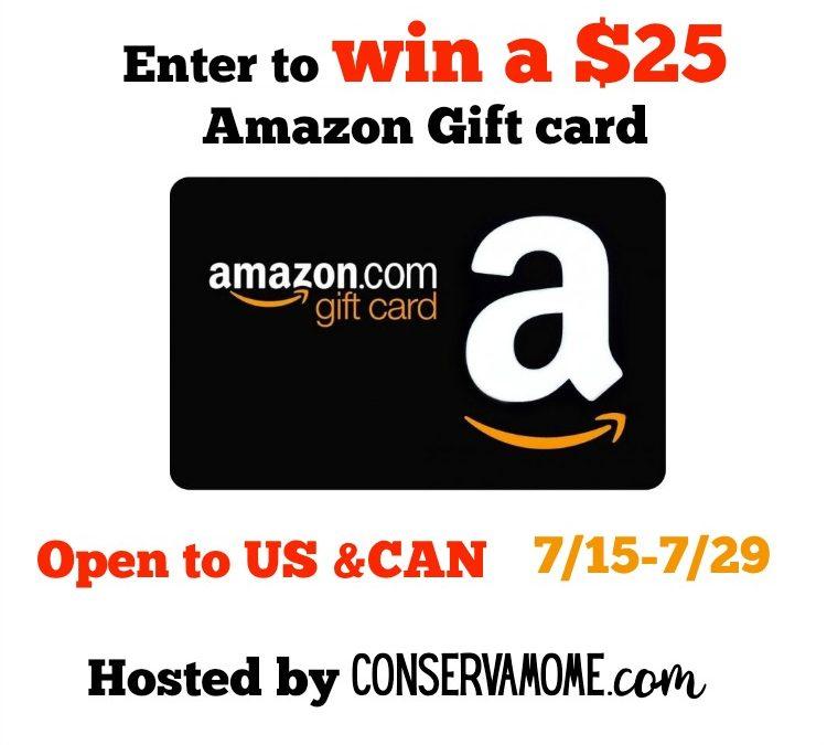 Win $25 Amazon GC! #amazon #primeday