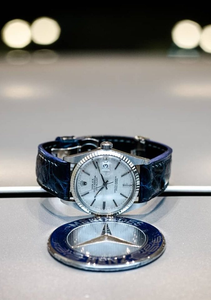 Fashion Tips for Rolex Leather Strap Lovers #sondermade