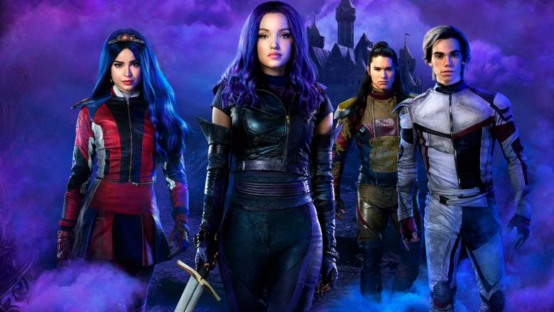DESCENDANTS 3 Available on Disney DVD August 6th #DisneyDescendants