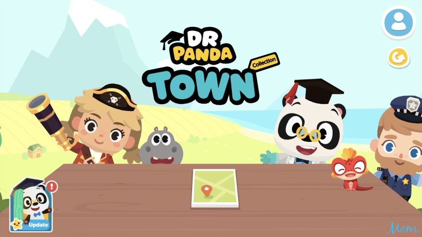 Dr. Panda Town: Collection Has All Your Favorite Dr. Panda Apps in One Place!